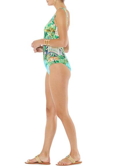 Camilla Bathing Suit One Piece 'Bennys Blessing'