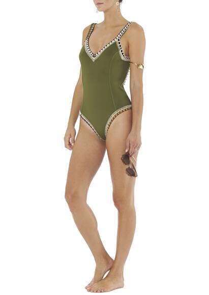 Kiini Swimwear Wren One Piece