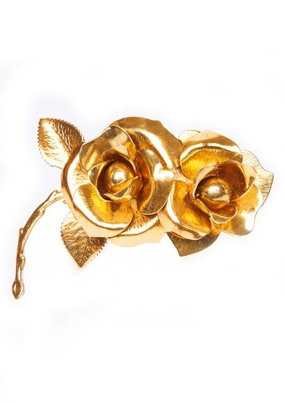 Jennifer Behr Hairpin Roses