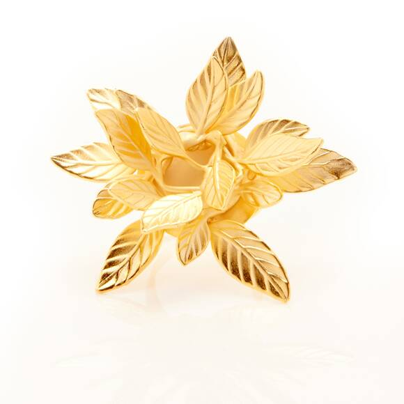 Ring gold plated