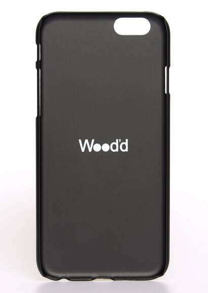 Wood'd iPhone 6-Hülle aus Holz Knit White Wood