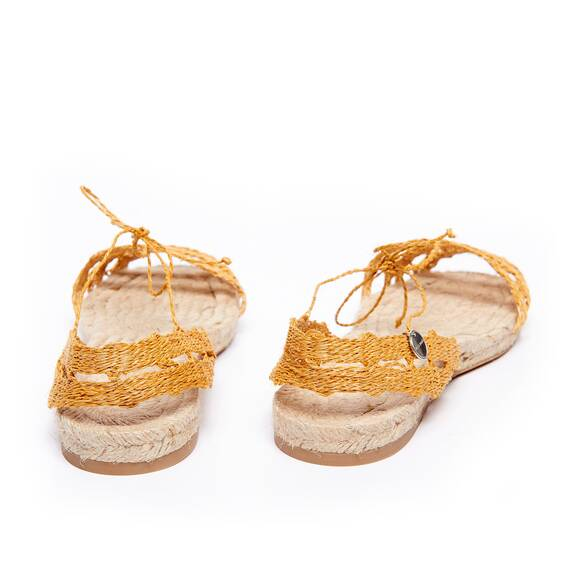 Ball Pages Espadrilles Wheat Double Calada