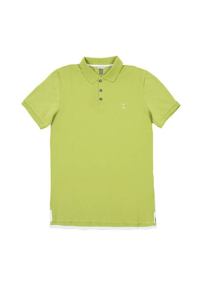 Dan Ward Polo Shirt Green/Leaf Green