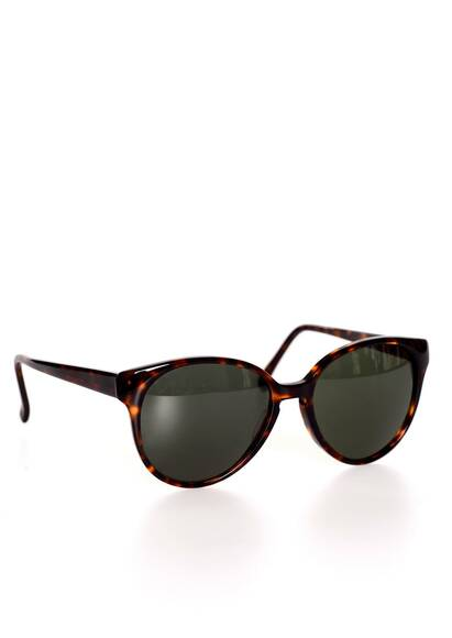 Michel Klein Lou Lou Sunglasses in Classical Design