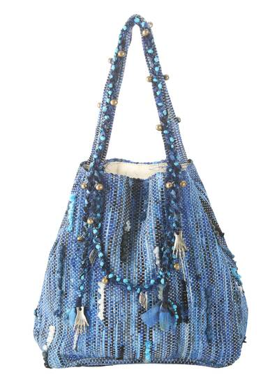 Bag Vasso Medium, blue