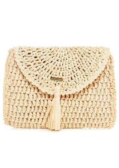 Clutch Anacapri, natural