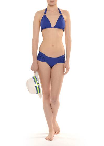 Every Day Halter Bikini Royal Blau