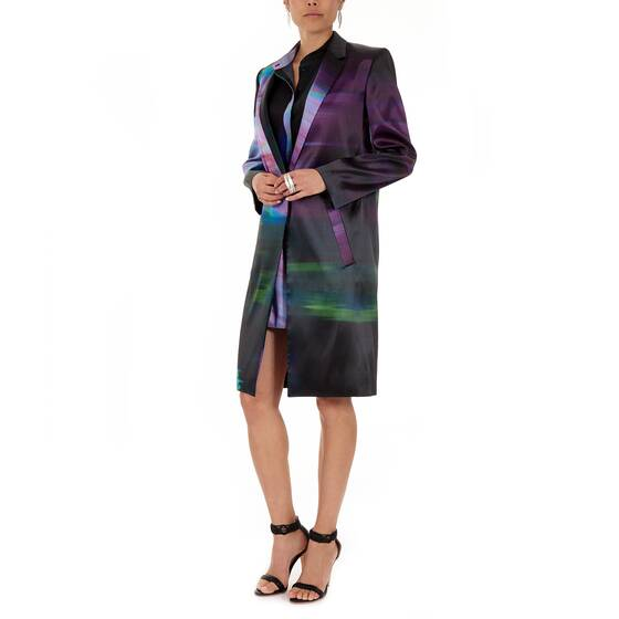 Coat Multicolored
