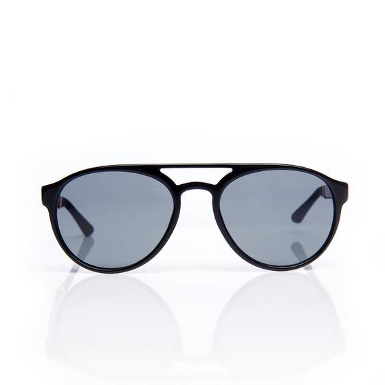 Black Orlebar Brown Sunglasses
