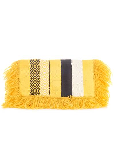 Maui Clutch, yellow