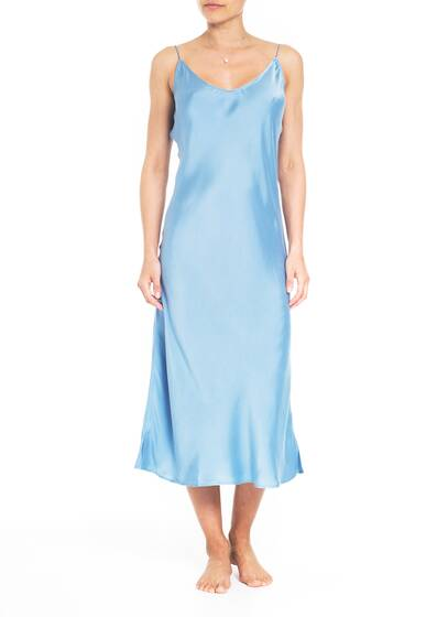 Dress, periwinkle