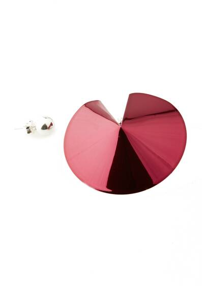 Earrings Fortune Cookie & Party Ball