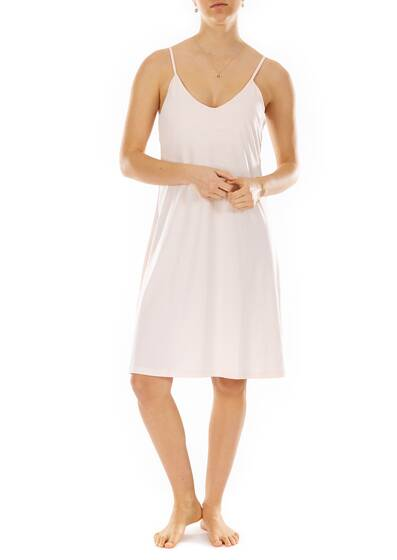 Nightgown/Slip Dress, rosa