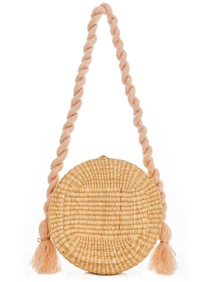 Nakine Basket Bag, natural