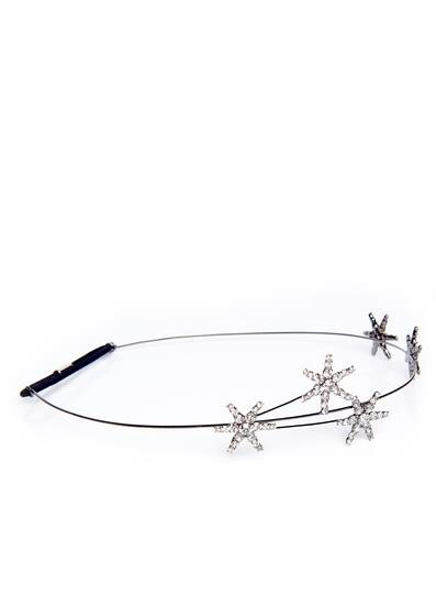 Barrette with Stars