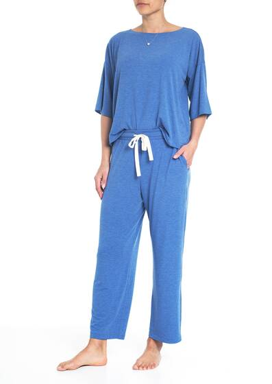 Lorena Pants, blue
