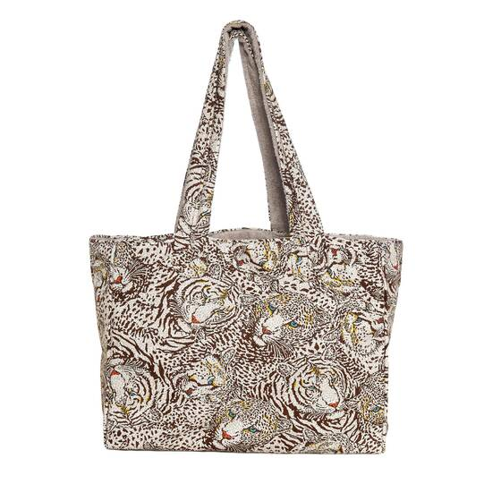 Tote Beach Bag, Savanna
