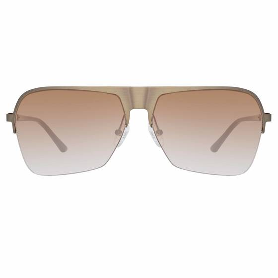 Aviator Sonnenbrille - Dries van Noten x Linda Farrow