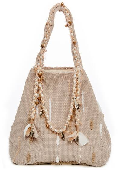 Vasso Medium Bag, beige