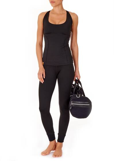 Ballerina Top Black