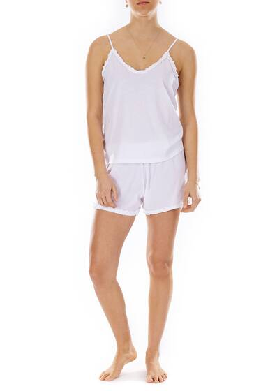 Dana Cami Top white