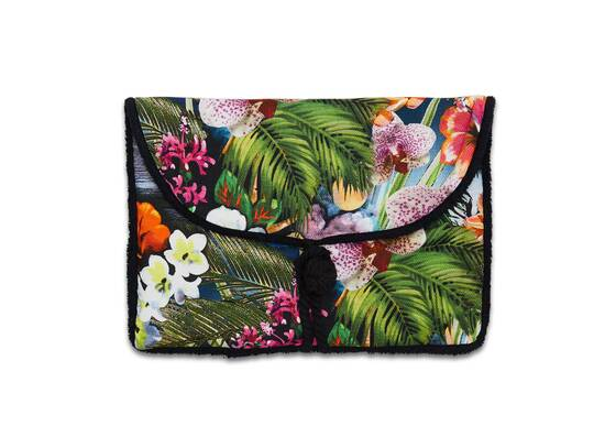 Envelope Pouch, Hawaiian Tropic