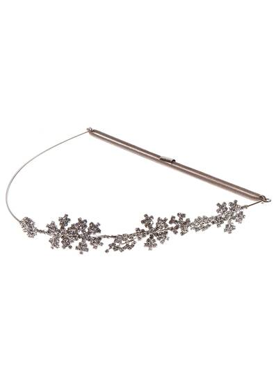Petite Queen Anne's Hairband with Swarovski Crystals