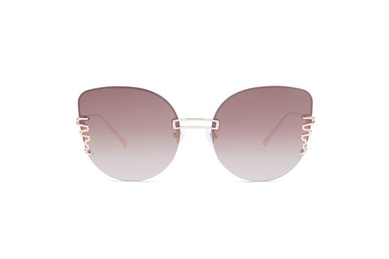 Sunglasses Girlboss, champagne