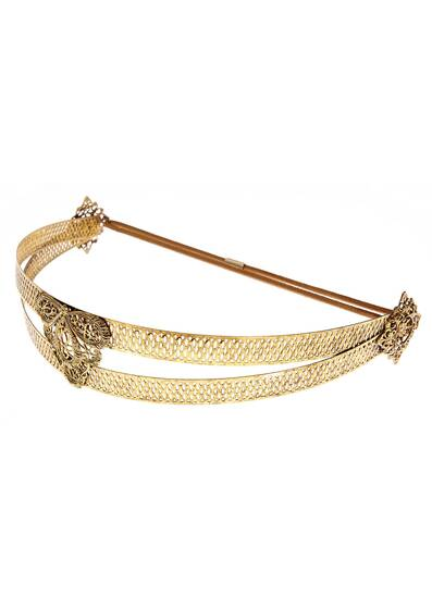 Irini Hairband Gold