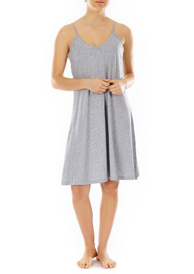 Nightgown/Slip Dress grey